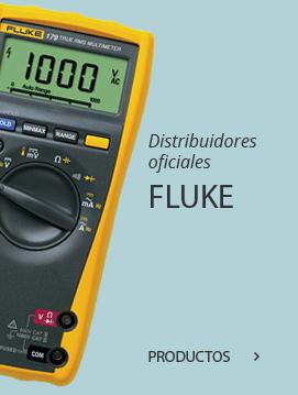 Distribuidores oficiales Fluke